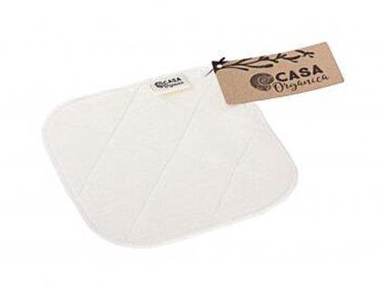 CASA ORGANICA Kuchyňská žíňka pratelná z bambusu a biobavlny