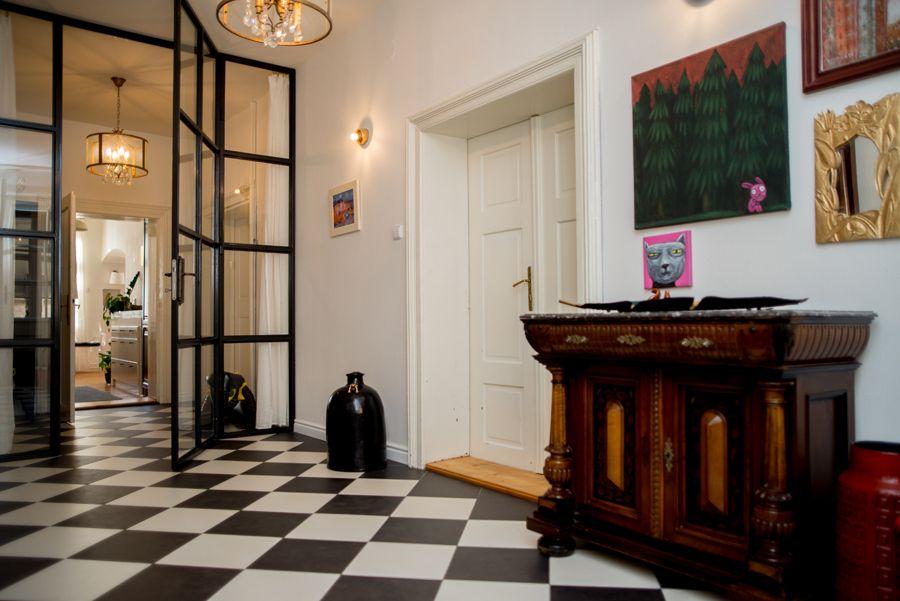 Byt v historickém domě - refresh interiéru