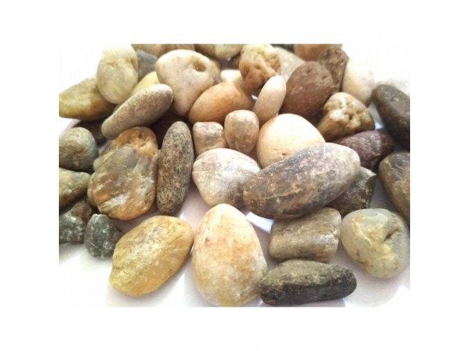 Kameny malé přírodní