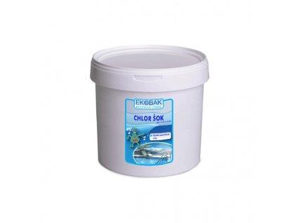 Chlor šok granulovaný 5 kg