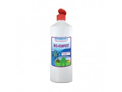 Bakterie a enzymy Bio-Kompost 500 ml