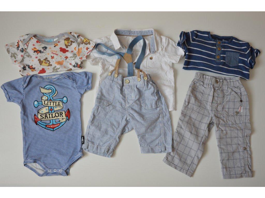 Sada oblečení 6-9 měsíců