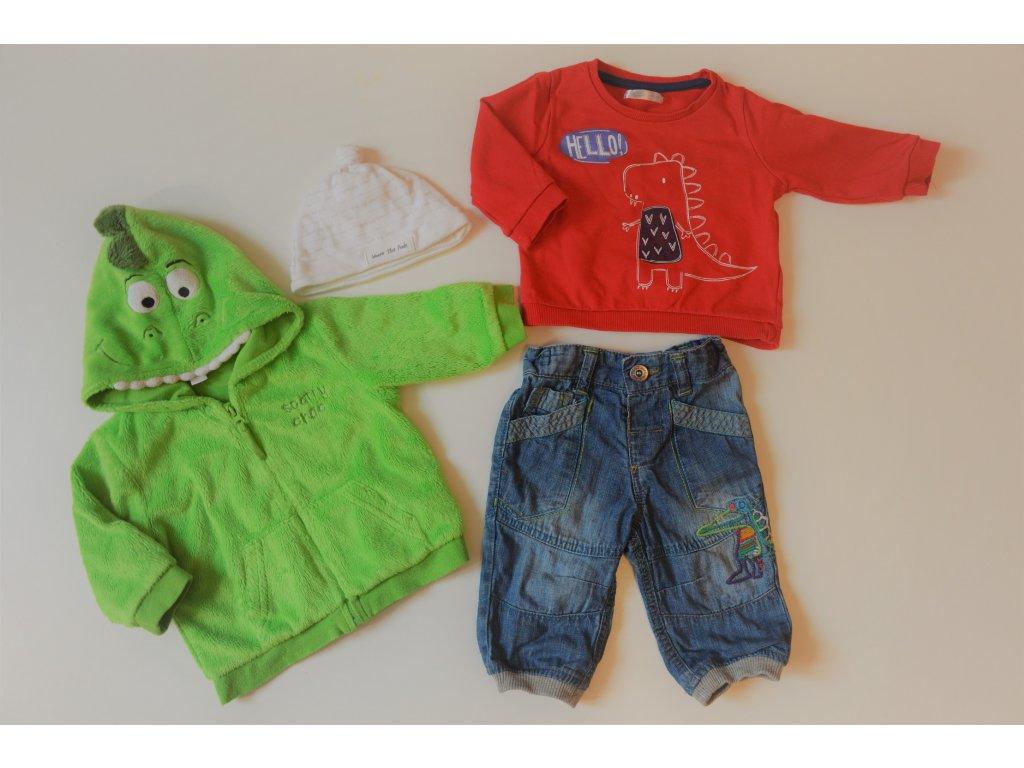 Sada oblečení 3-6 měsíců