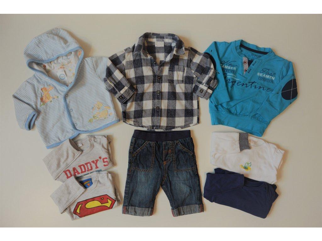 Sada oblečení 0-3 měsíce