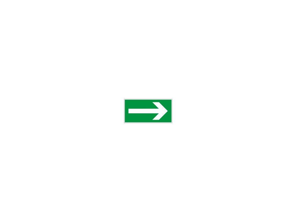 FTL - Směr k východu - fotolominiscenční značení
