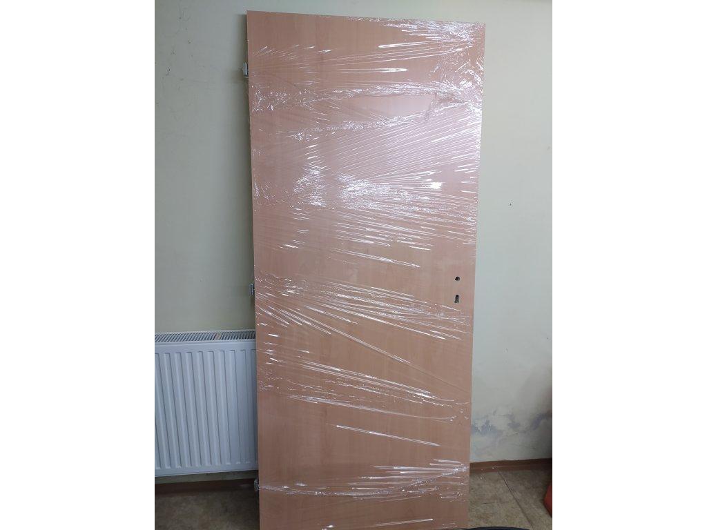 Požární dveře EI 30 - 800x1970 levé buk - skladem