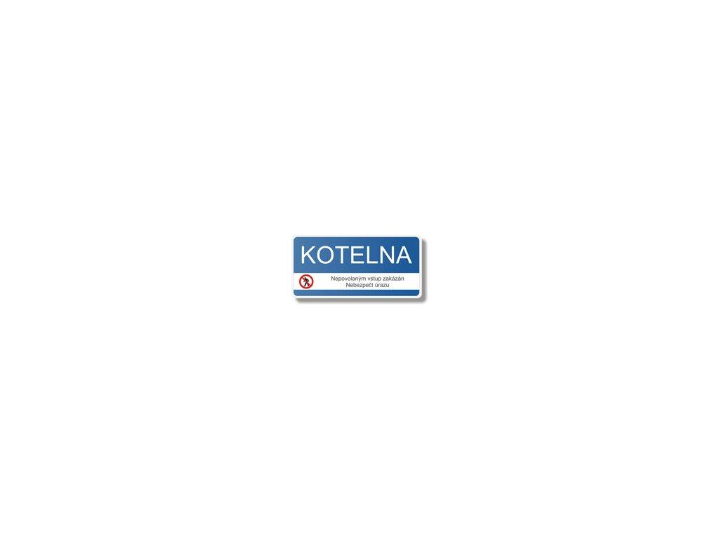 Tabulka - KOTELNA