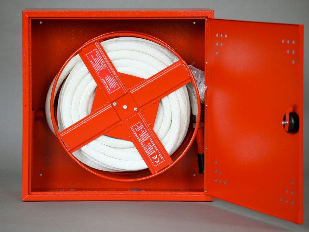 Hydrantový systém - D 25 - 650x 650 x 250 mm - 30m