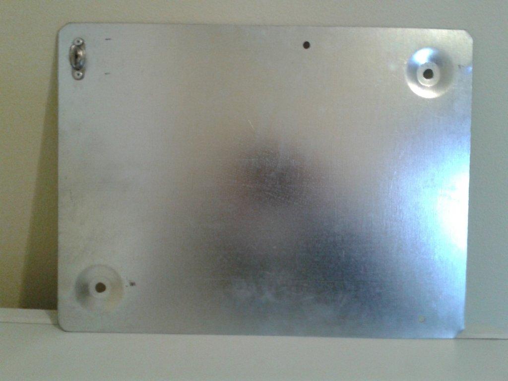 Tabulka - držák pro skládací tabulku (40x30 cm)