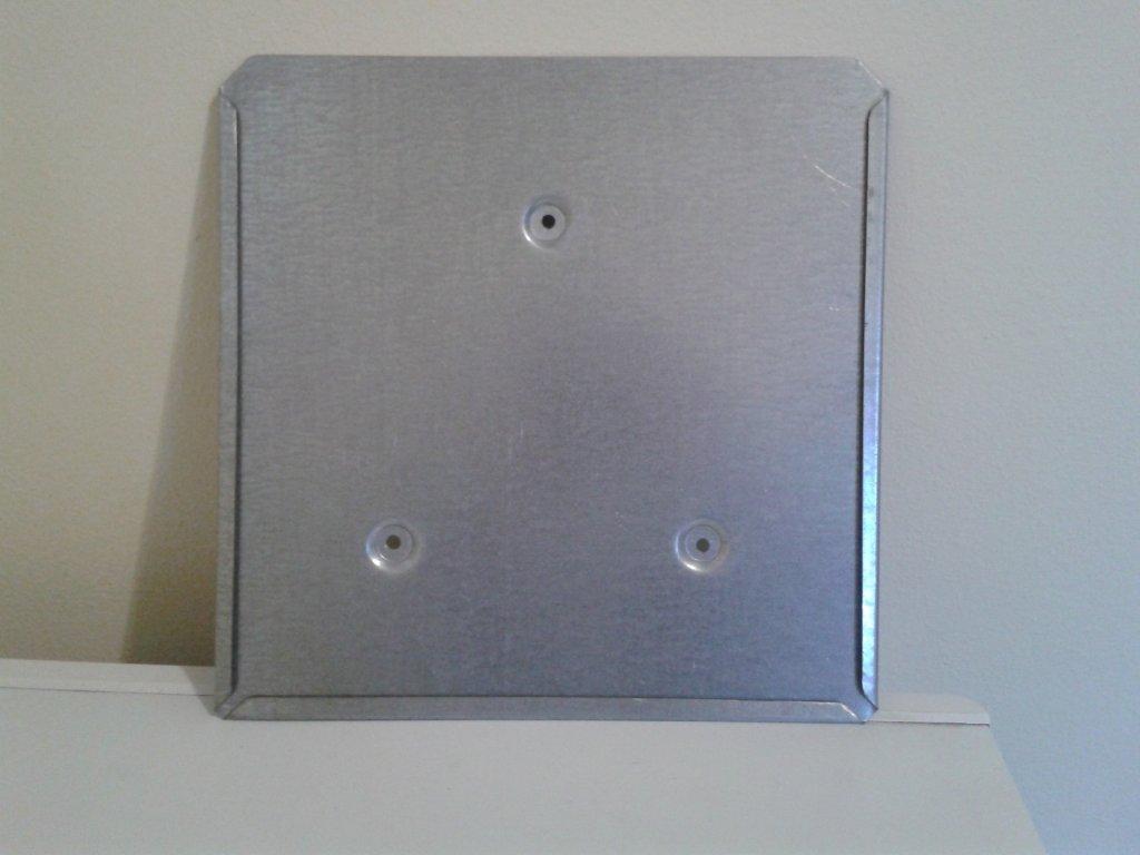 Tabulka - uchytné rámy pro tabulky ADR