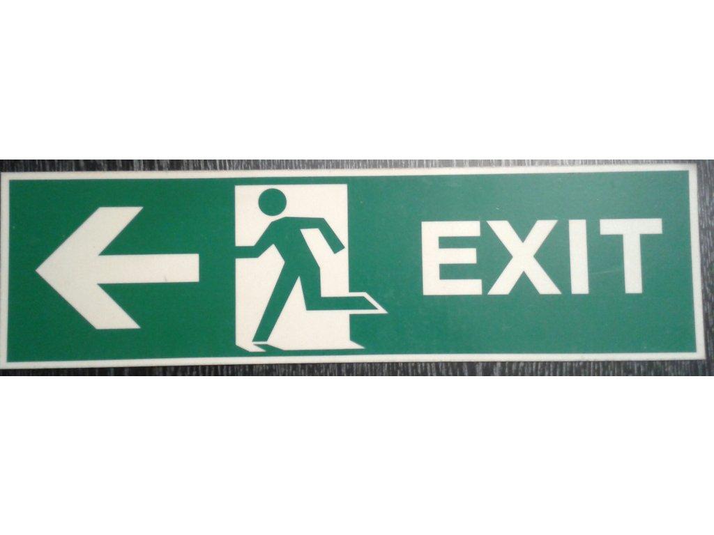 FTL - Únikový východ - nad dveře vlevo
