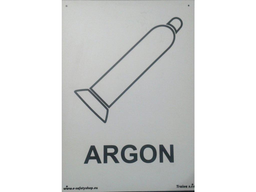 Tabulka - ARGON