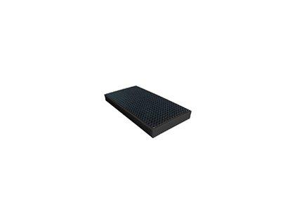 Záchytná podlaha pro 2 sudy - plastová