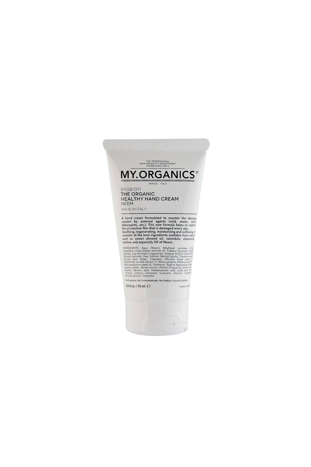 MY.ORGANICS HEALTHY HAND CREAM NEEM
