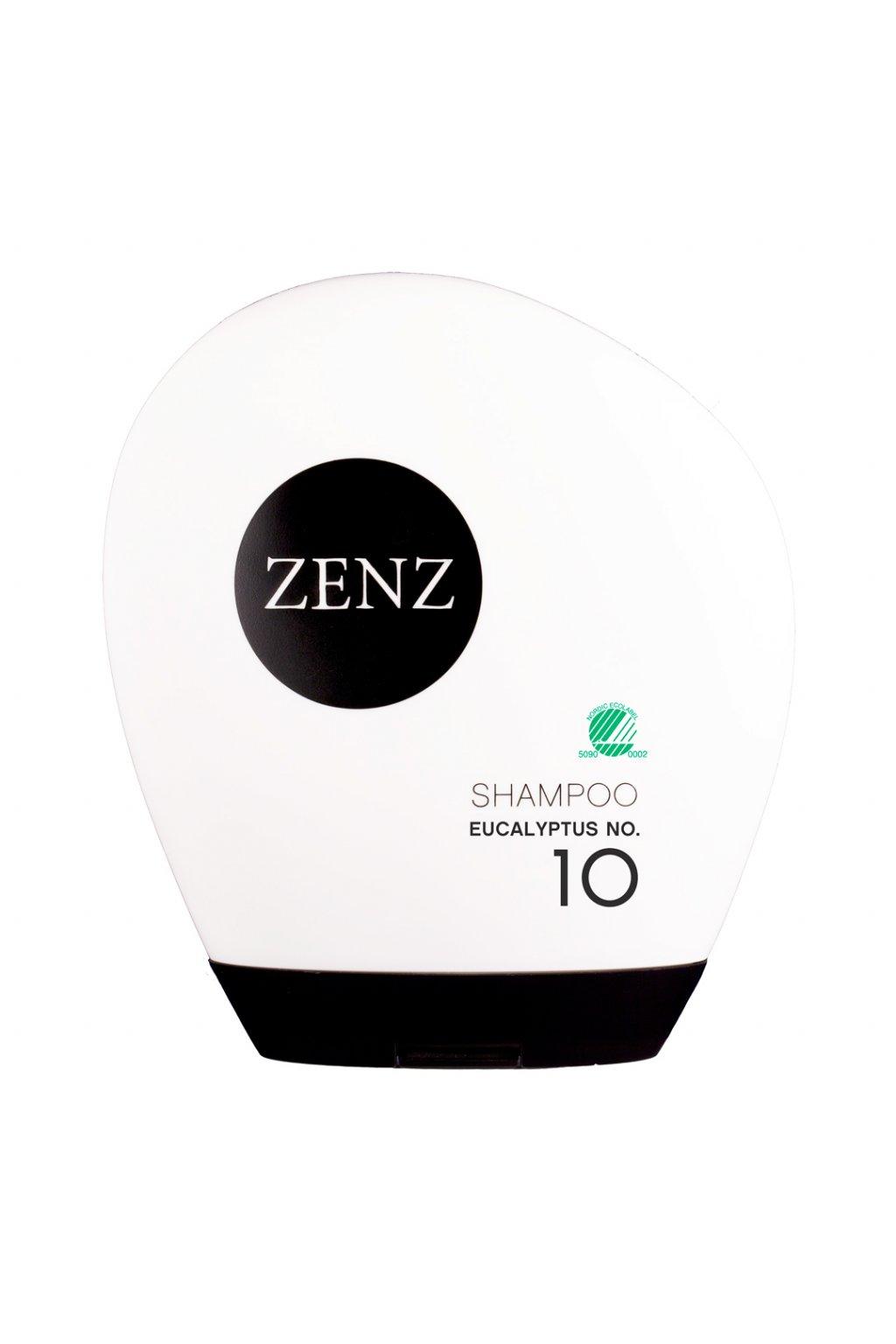 ORGANIC SHAMPOO ZENZ EUCALYPTUS 10 250ml PRODUCT