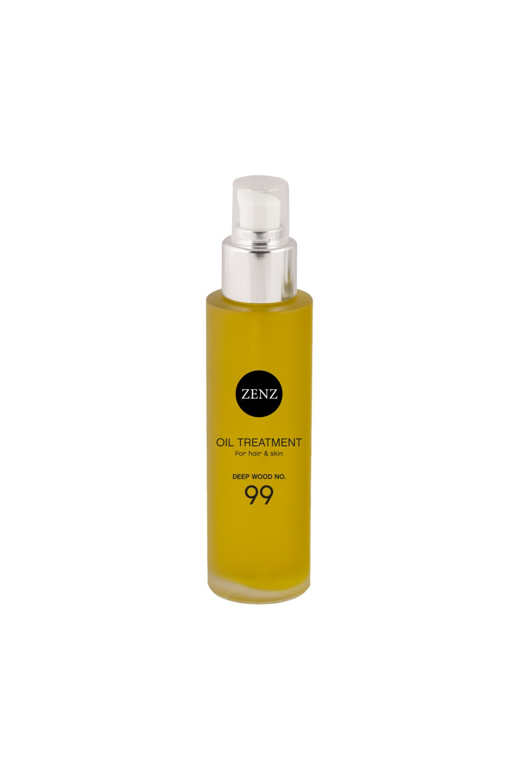 ORGANIC OIL TREATMENT ZENZ DEEP WOOD 99 100 ml PRODUCT