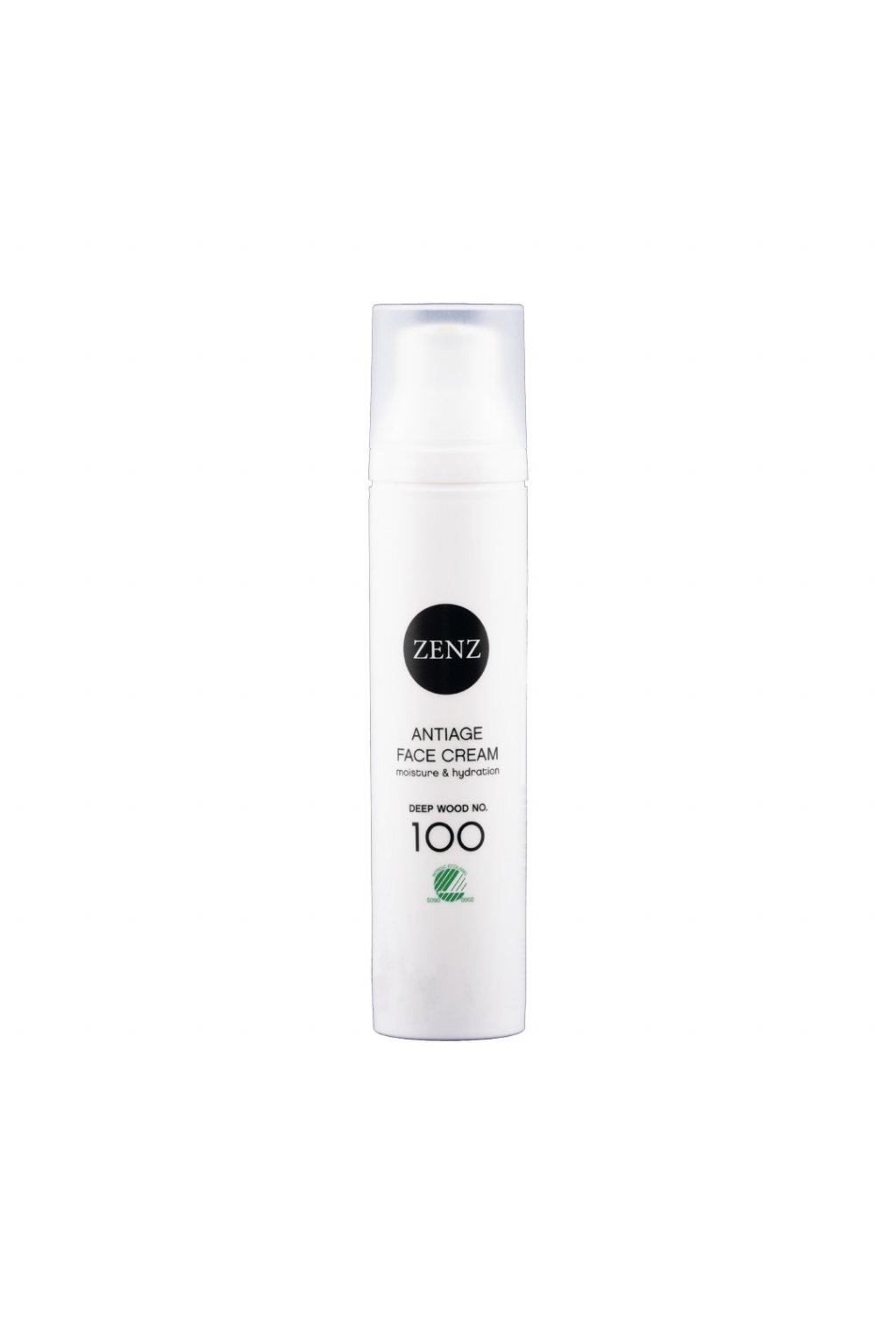 NO. 100 DEEP WOOD Antiage Face Cream