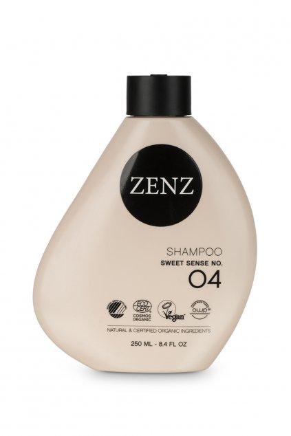 NO. 04 SWEET SENSE Shampoo