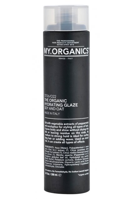 THE ORGANIC HYDRATING GLAZE SOY AND OAT
