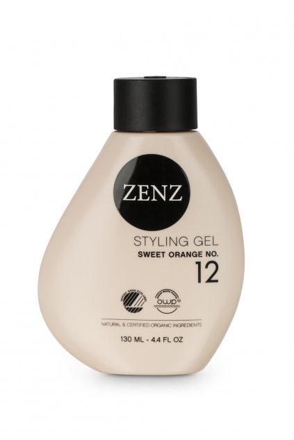 zenz sweet orange styling gel 130ml