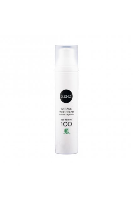 NO. 100 DEEP WOOD Antiage Face Cream