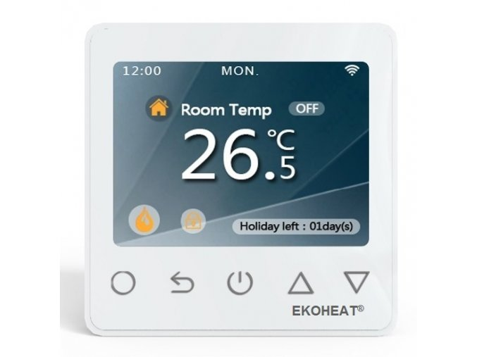 Wifi-Thermostat EKOHEAT REG ET 81W
