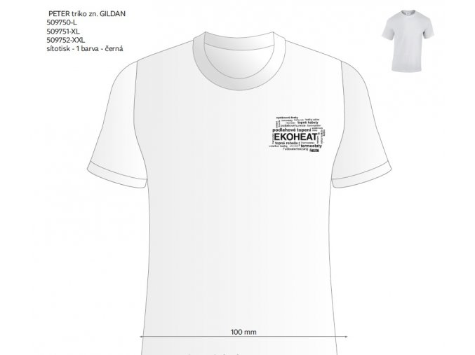 T-Shirt EKOHEAT