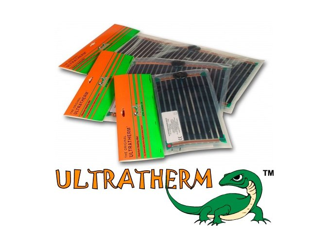 Ultratherm Viv Mat, Terrarien Heizung, Heizfolie