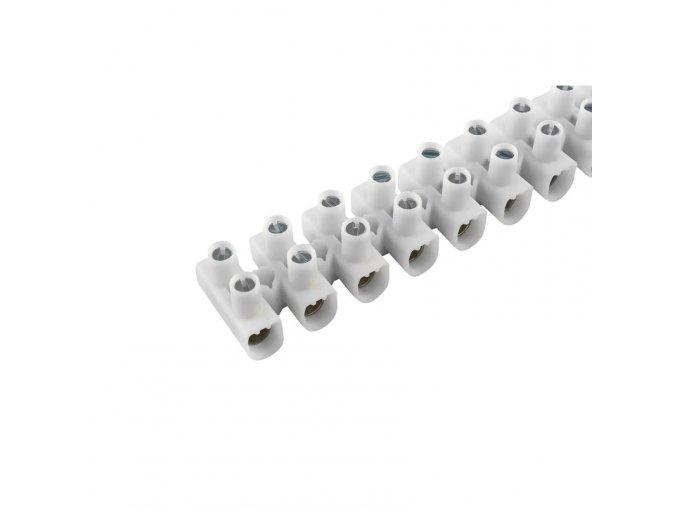 svorkovnice Eleman T80 4mm2 bílá obec