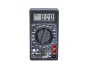 Digital-Multimeter V15 mit einem akustischen Signal