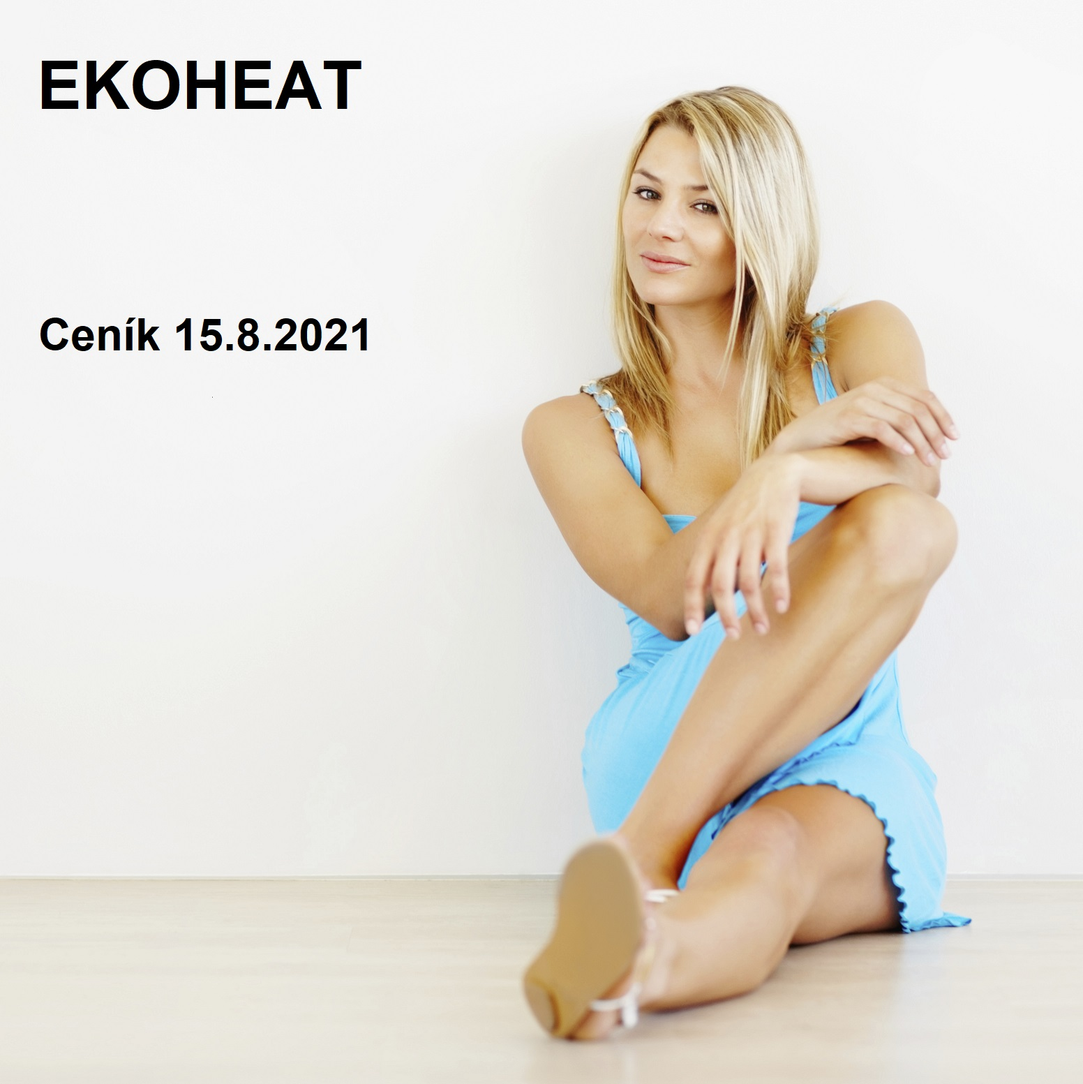 Ceník EKOHEAT od 15.8.2021