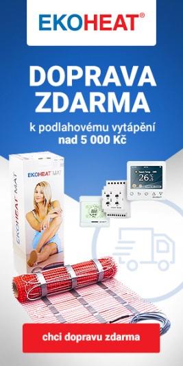 Nakupte nad 5000Kč a máte po ČR dopravu ZDARMA.