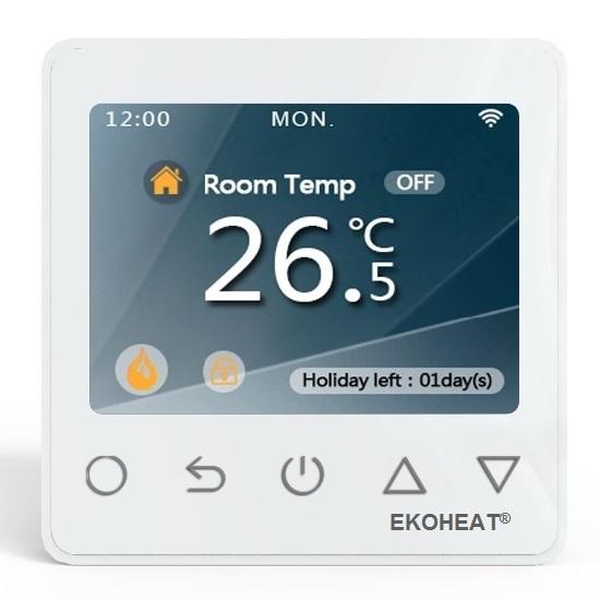 Nástěnné termostaty