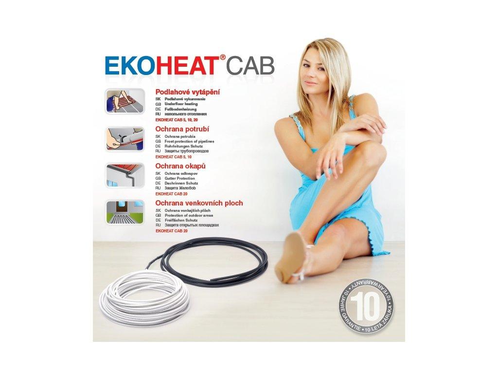EKOHEAT CAB-10