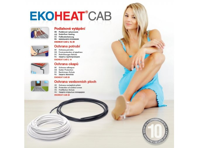 EKOHEAT CAB-20