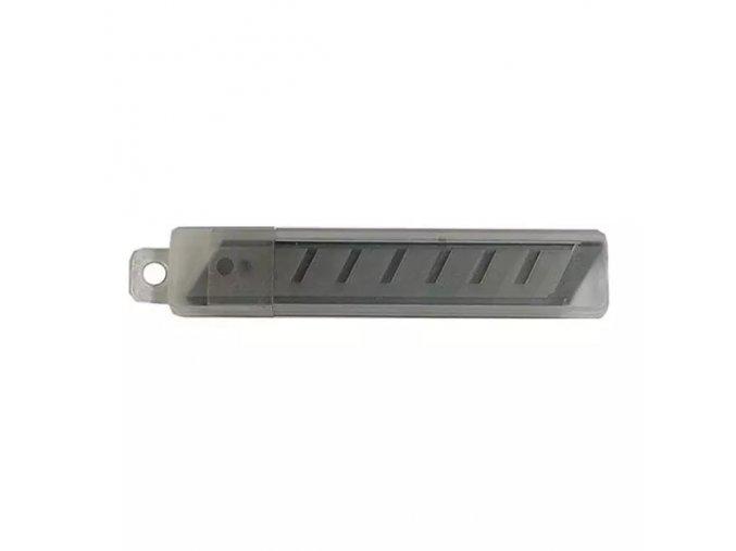 Sada 10 čepelí 18mm, síla 0,4mm pro nože 06640018, 06640020