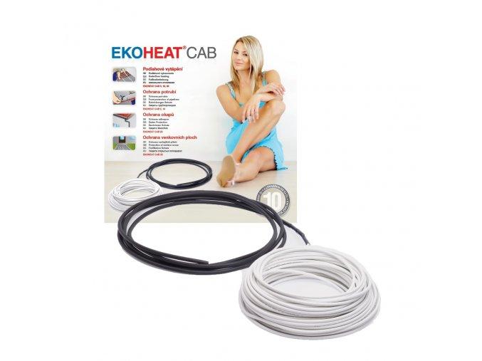 EKOHEAT CAB krabice a kabel