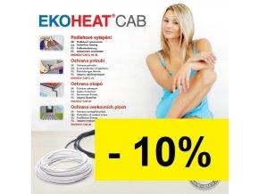EKOHEAT CAB 10%