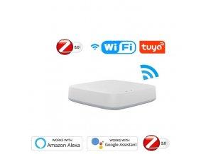 EKOHEAT hlavice a Gateway Zigbee Wifi kopie