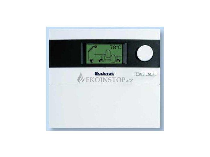Buderus Logamatic SC20 solární regulátor