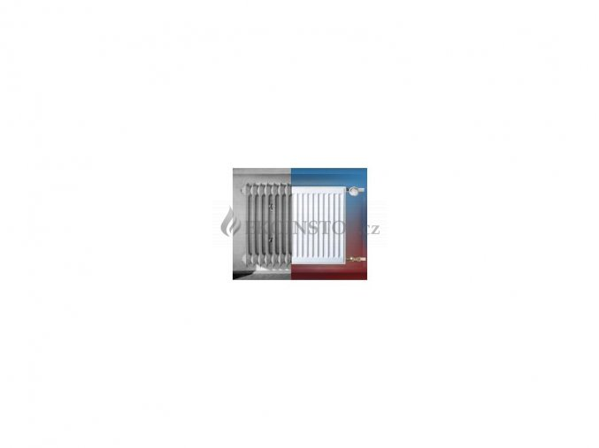 Korad R Typ 33-550/1600 - 3624 W, rozteč 500 mm