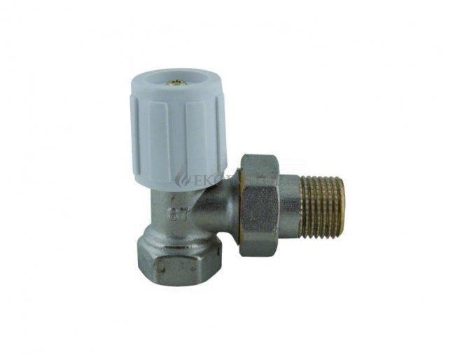 """Steno ventil radiátorový rohový 1/2"""""""