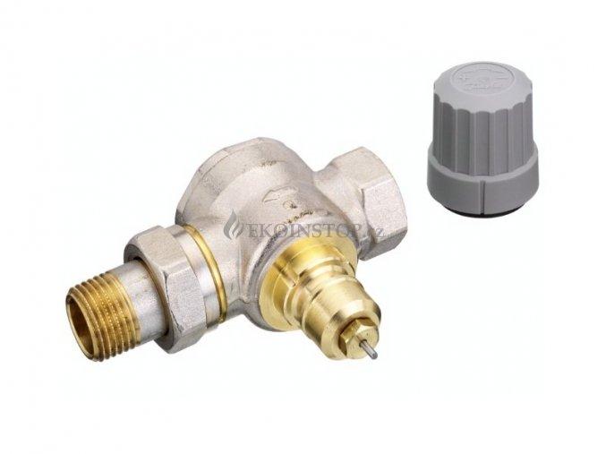 """Danfoss  RA-G 15 = 1/2"""" termostatický ventil přímý"""