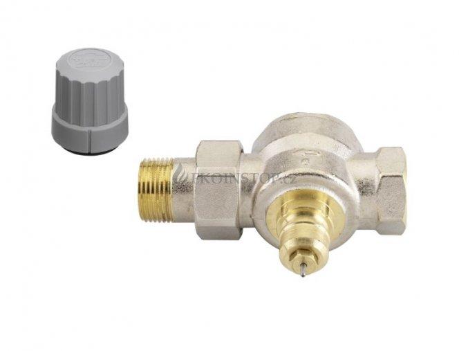 """Danfoss  RA-G 20 = 3/4"""" termostatický ventil přímý"""