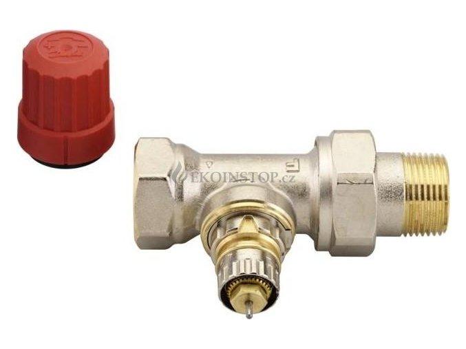 """Danfoss  RA-N 20 = 3/4"""" termostatický ventil přímý"""