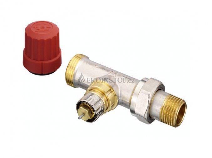 """Danfoss  RA-N 15 = 1/2"""" termostatický ventil přímý, externí závit"""