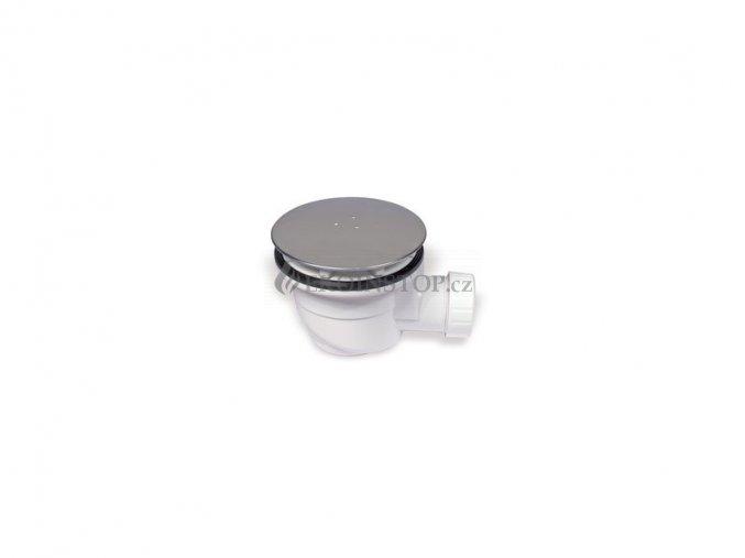 PB90 INOX Sifon pro sprchovou vaničku - chrom