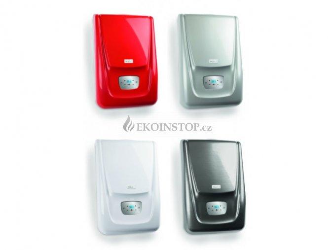 Viadrus K4 plynový kondenzační kotel K4G1H24ZR - barva červená