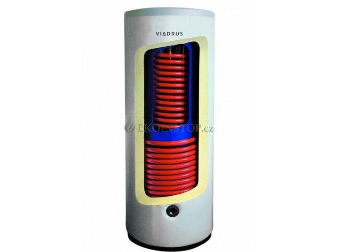 Viadrus AkuCombi 600/200 L akumulační nádoba s izolací
