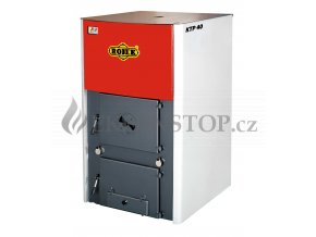 Rojek KTP 40 teplovodní kotel na tuhá paliva